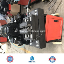 Machine de coupe de fil de Rebar utilisée pour la construction civile