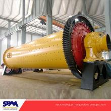 Benefício de minério usado moinho de rolo vertical para a Nigéria