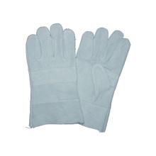 Cow Split Welding Glove, 2PCS Back Non-Liner