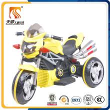 Motocicleta nova da roda do modelo 3 para miúdos feita em China