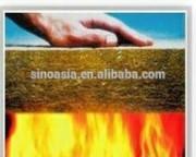 satisfactory standard size rock wool fiber board
