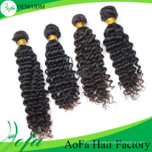 7A Grade Unprocessed Virgin Human Wave Hair Remy Hair Extension