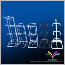 Durable Customer Design Metal White 5 galões de armazenamento de garrafa de água