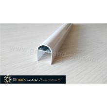 Trilho inferior de alumínio para Zebra Blind to America Market