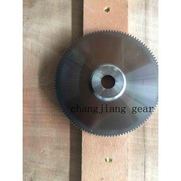 Spur Gear with Spline