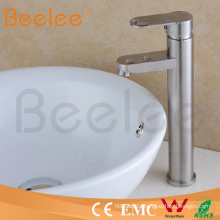 New Design Stainless Steel Basin Faucet Hs15002h