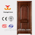 Semi Solid model Interior decorative Wooden Doors