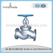 Globe-Ventil-Hersteller Guss-Stahl-Kugelventil