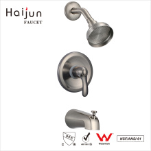 Haijun 2017 China Wholesale cUpc Free Standing Bathroom Shower Faucets