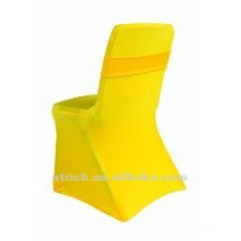 cor amarelo limão esticar tampa da cadeira, CT273, apto para todas as cadeiras