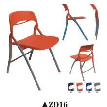 Heißer Verkauf Kunststoff-Trainingsstuhl / Klappstuhl / Student Stuhl