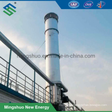Industrial Waste Gas Burning Flare Torch for Sewage Treatment Plant