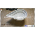 high quality porcelain set of 3 water drop shape bowl set