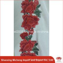 Adorno de encaje de venta caliente para ropa Mc0011