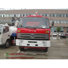 Good quality dongfeng 12Ton Right hand drive water tank truck for sale