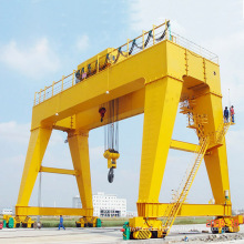 A type double girder hook gantry crane
