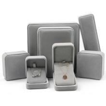 Luxury Wholesale Velvet Jewelry Box for Packaging