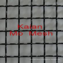 Molybdène Mesh pour l'électricité Four à haute température, pétrole, chimique, médecine, fabrication de machines, 30 ans d'usine