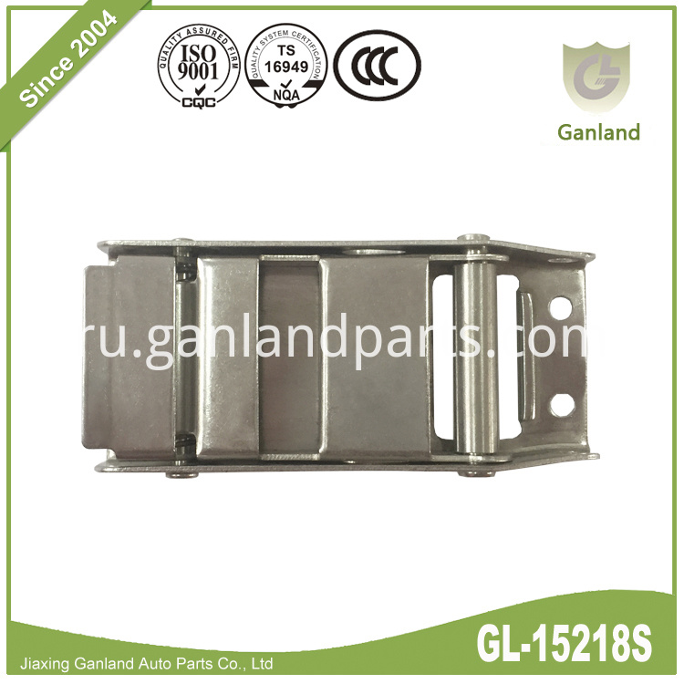 Stainless Steel Curtainside Buckle GL-15218S