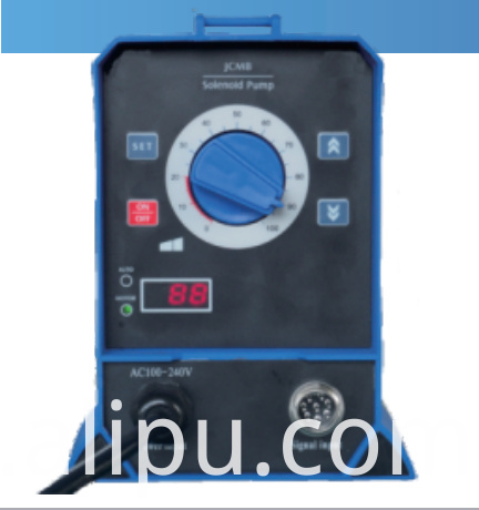 Solenoid pump  Auto-Adjust (Digital impulse signal control)