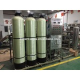 1000L/H water treatment system for Africa water refilling station