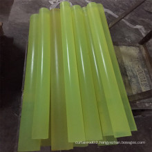 Customized Shore 75 A PU Polyurethane Stick