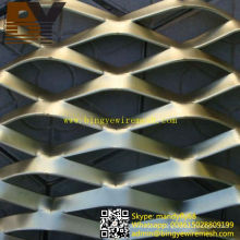 Powder Coated Aluminium Expanded Metal Panel