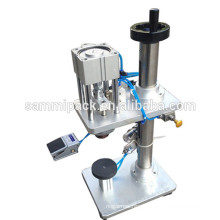 CH-200 top pneumatic trriger high efficiency capping machine
