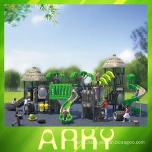 Kid's new fun world outdoor playground