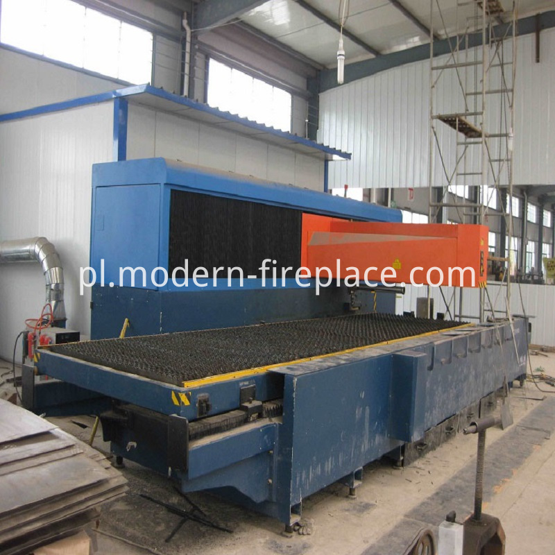 Design Wood Stoves Production
