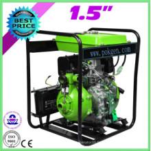Pompe à eau diesel à 1,5 pouce
