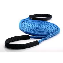 Cuerdas de remolque de recuperación cinética de 20 mm para cabrestante