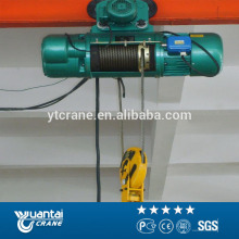 High discount electric wire rope hoist for mine field