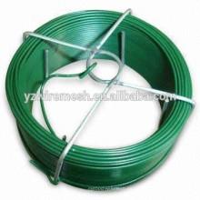 Alambre recubierto de PVC / alambre de hierro del PVC / alambre revestido PVC de Gi