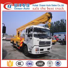 Dongfeng 20Meters vehículo de trabajo de arriba