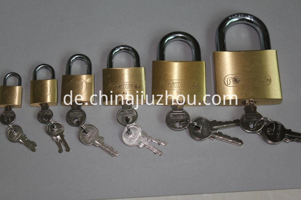 Thick Body Padlocks