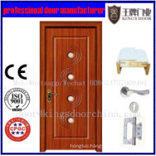 Finished Surface Finishing PVC MDF Wooden Door
