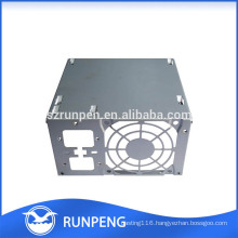 Electrical Equipment Instrument Heat Sink Enclosures