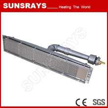 Cast Iron Gas Heater for Biscuit Production Line