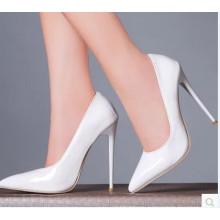 элегантный 10 см на высоких каблуках обувь большой размер 12