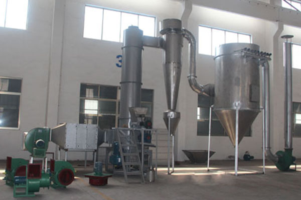 Hydroxide Flash Dryer Machine
