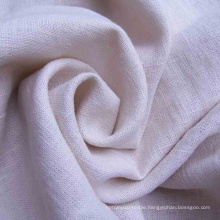 12s 30%Linen 70%Rayon Viscose Slub Linen Fabric