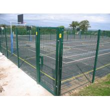 868 Welded Mesh Fencing