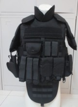 Multi-pocket Full Protective Tactical Vest