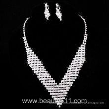 Astergarden Real Collar de la boda de la boda de las fotos ASJ017