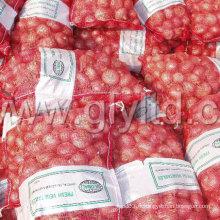 Sacs d'emballage PE pour légumes
