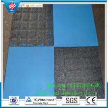 Interlocking  Rubber  Tiles/Colorful  Rubber  Paver Wearing-Resistant Rubber  Tile