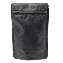 Matte Black Coffee Bags For Coffee Beans