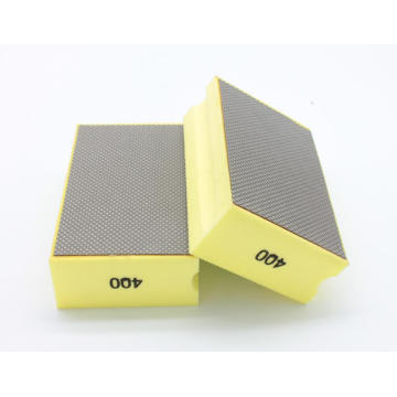 Diamond Abrasive Resin Bonded Hand Pad