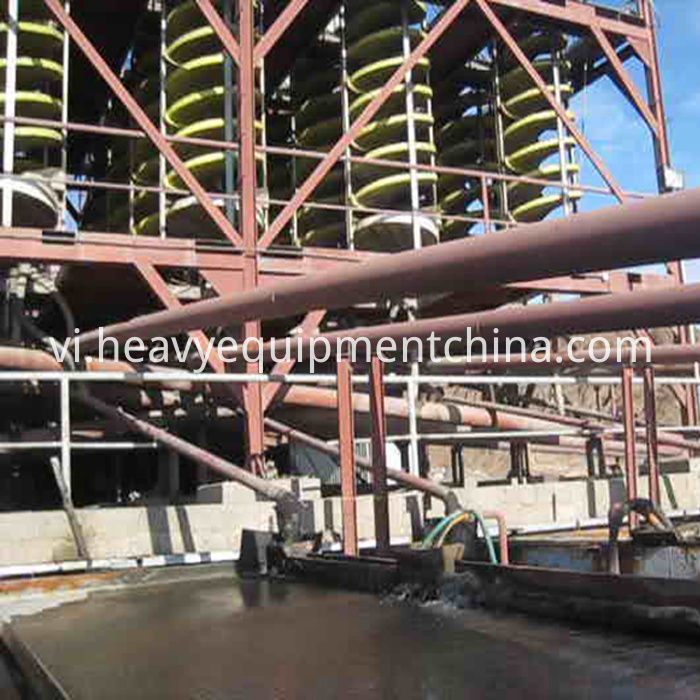 Chromite Ore Beneficiation Process